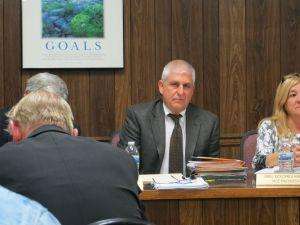 "Superintendent Charles Maranzano: ""Does this face make me look stupid?"""