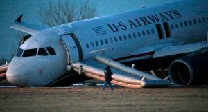 APTOPIX Plane Emergency-Philly