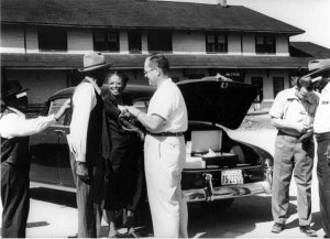 Y'all just breath deep, boy. Tuskegee syphilis experiment, courtesy of the USA