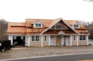 265 Valley Rd (construction period, February)