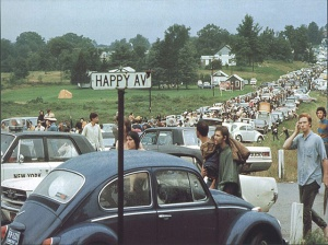 In the 60s, traffic stress was dealt with in more organic ways
