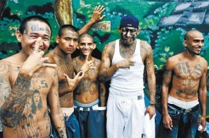 """MS-13 gang members """"[A]gents who recognize the gang-affiliated tattoos of minors crossing the border must treat them the same as anybody else. He says these people are afforded the same rights provided to anyone crossing the border."""""""