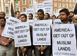 """British"" Muslims in London"