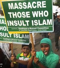 First Amendment, Muslim style
