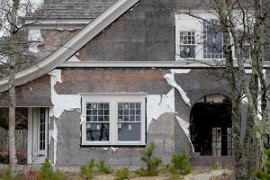 (What's left of) Kupersmith Martha's Vineyard development
