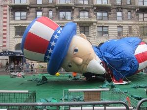 That deflated feeling