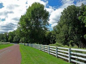 65 Conyers Farm in happier, sunnier days