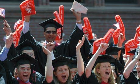 Harvard Biz grads unwittingly wave the fickle finger of fate