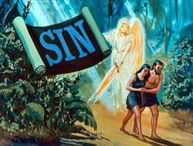 Cast from the Garden of Eden