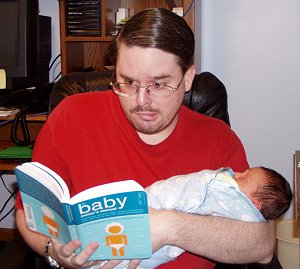 If you can figure out how to make a baby, shouldn't you be able to figure out how to own one?