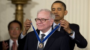 Nobel Peace Prize winner decorates the Hero of the People