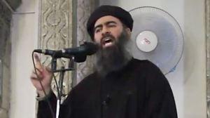 Abu Bakr al-Baghdadi - we'll  miss him