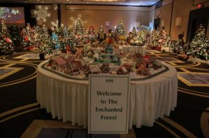 Their money at work: the Greenwich Junior League ladies throw themselves a party