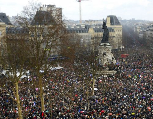 france earth day