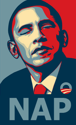 Leader of the free world, (Abdicated)