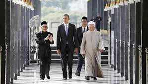 Obama in mosque