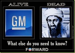 Maybe Osama's hiding in Peking?