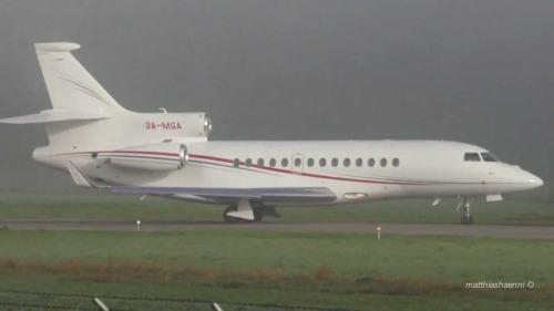 Prince Albert's jet