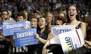 Sanders supporters