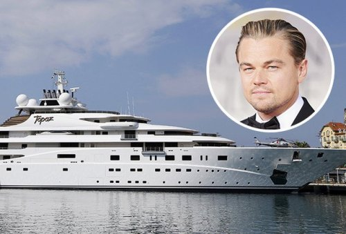 decaprio-yacht