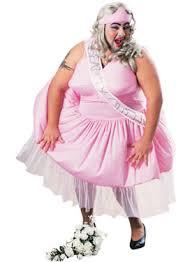 fat woman with beard