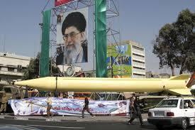 Iran mssles