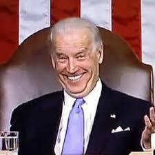 To the moon, Joe!