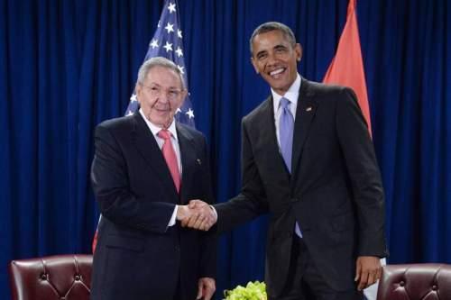 Castro obama