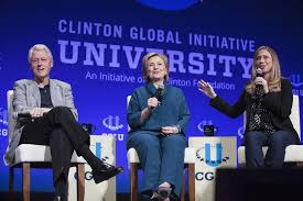 Clinton family foundation