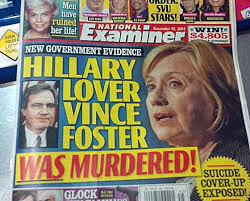 Hillary and foster