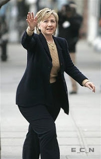 Hillary fat ass