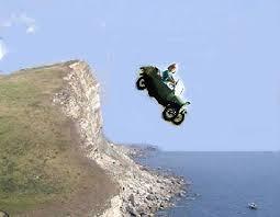 off cliff
