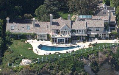 Streisand solar panels