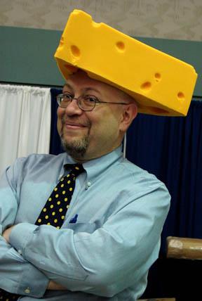 Vaughn cheesehead