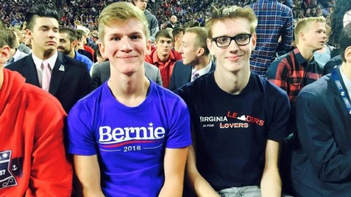 Children for Sanders