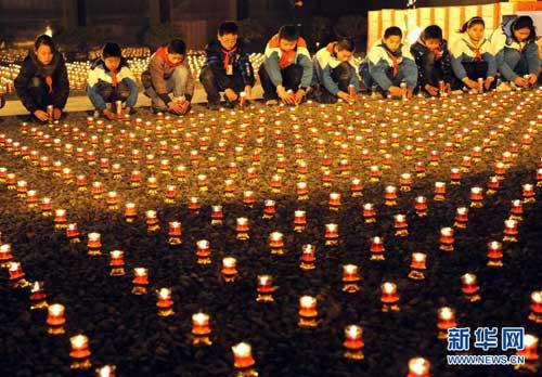 1,000 candles