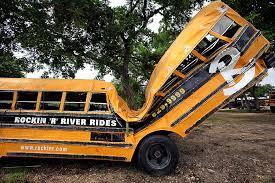 bent bus