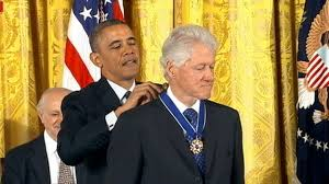 bill and barry medal of freedom