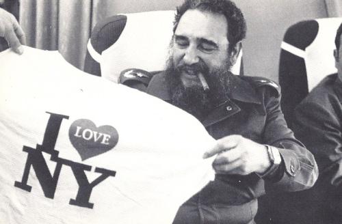 Fidel new york