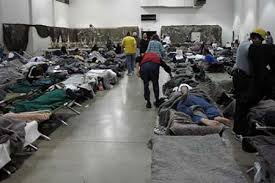 NYC homeless shelter