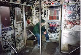 NYC Subay graphitti 1970