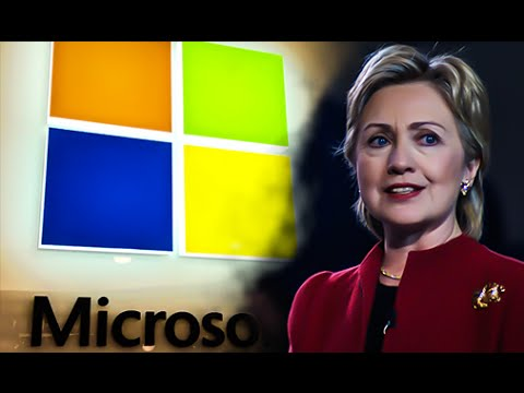 Hillary and Microsoft