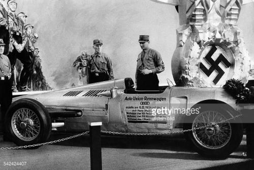 Nazi car race