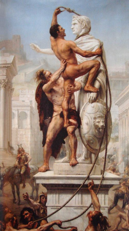 Sack_of_Rome_by_the_Visigoths_on_24_August_410_by_JN_Sylvestre_1890